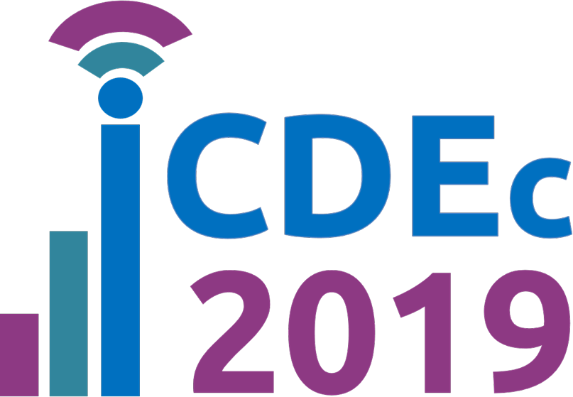 ICDEc 2019, International Conference on Digital Economy